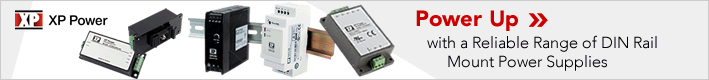 XP Power DIN Rail Power Supplies