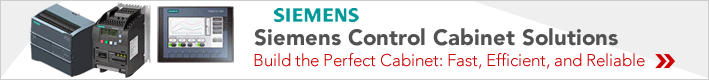 Siemens Control Cabinets Solutions
