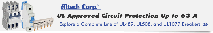 Altech UL Approved Circuit Protection