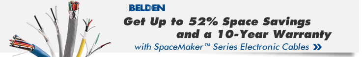 Belden SpaceMaker Cable Guide