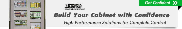 Phoenix Contact Cabinet Solutions