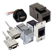 Cable Assemblies, Couplers, and Adapters